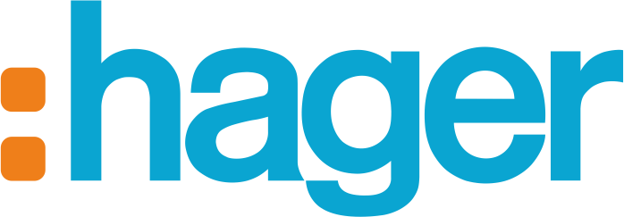 Logo PNG hager